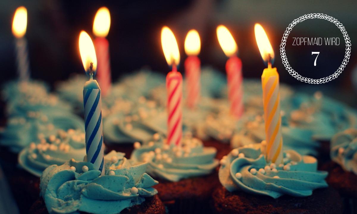 Happy Birthday to you Marmelade im Schuh Zopfmaid